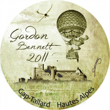 Official logo Gordon Bennett 2011